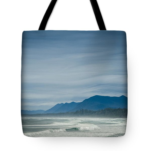 West Coast Exposure  Tote Bag