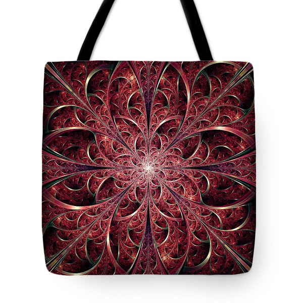 West Gates Tote Bag by Anastasiya Malakhova