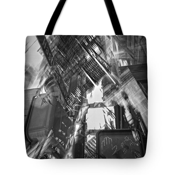 West Hastings  Tote Bag by Jerry Cordeiro