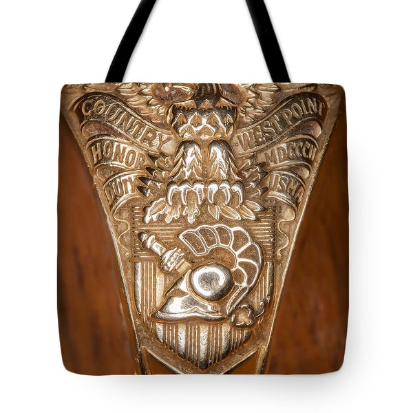 West Point Class Ring Tote Bag