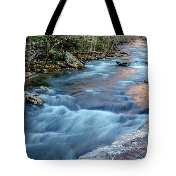 West Prong Tote Bag