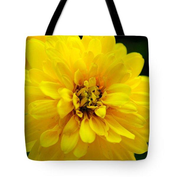 West Virginia Marigold Tote Bag