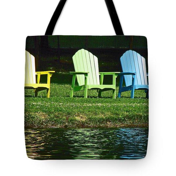 Westchester Adirondacks Tote Bag