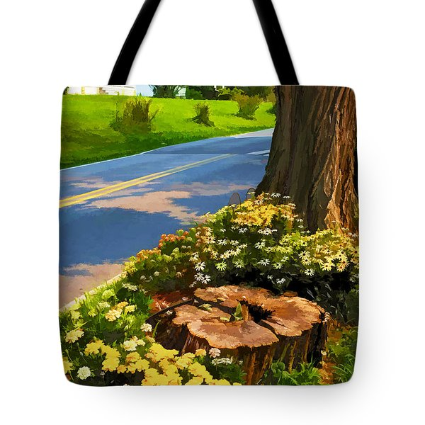Westchester Avenue Tote Bag
