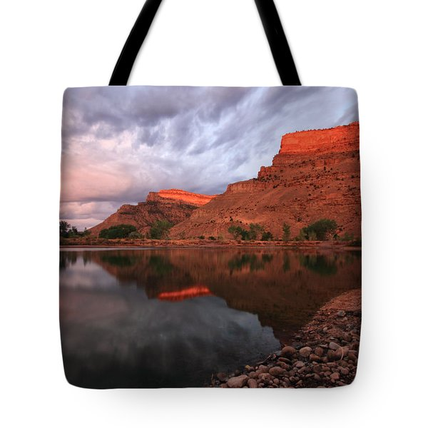 Tote Bag featuring the photograph Western Colorado by Ronda Kimbrow