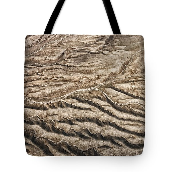 Tote Bag featuring the photograph Western Desert Tapestry by Gary Slawsky