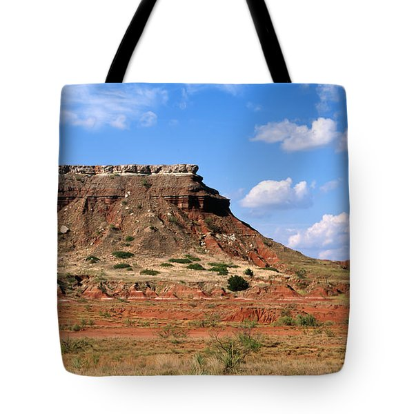 Lone Peak Mountain Tote Bag