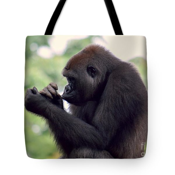 Tote Bag featuring the photograph Western Lowland by Lisa L Silva