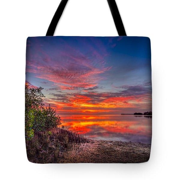 Western Sky Tote Bag