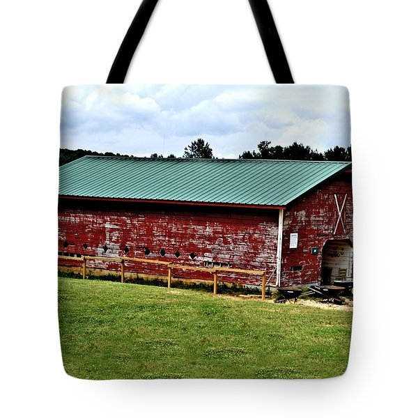 Westminster Stable Tote Bag by Tara Potts