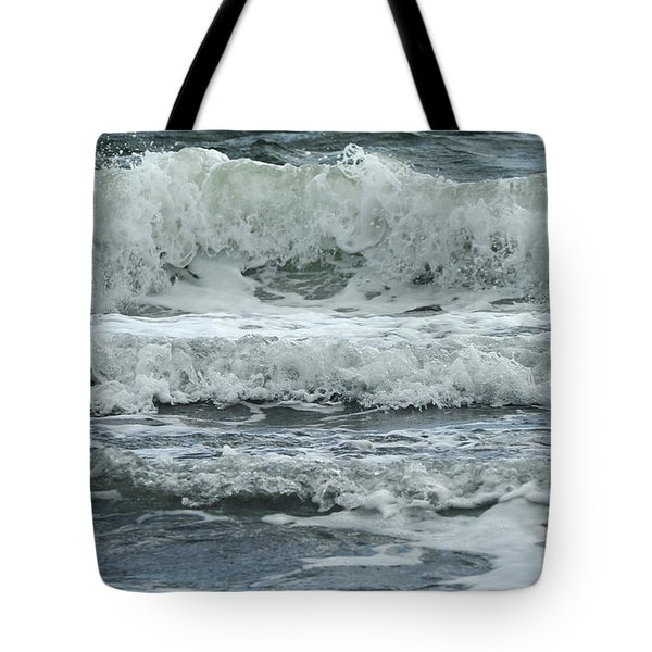 Tote Bag featuring the photograph Wet Element by Randi Grace Nilsberg