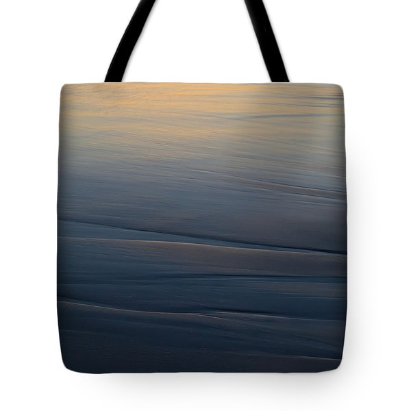 Wet Sand Tote Bag by Heidi Smith
