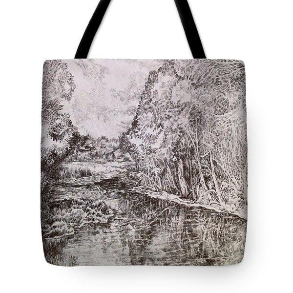 Wetlands Tote Bag