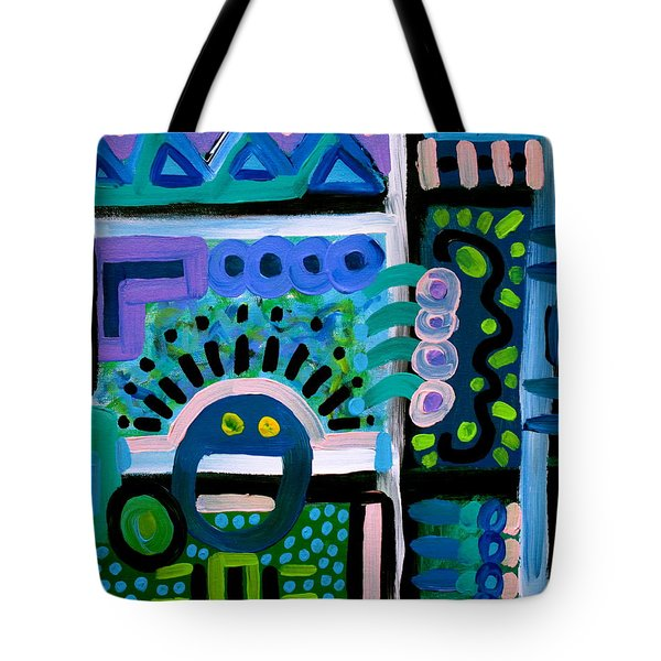 Whaaat Tote Bag by Jeff Gater