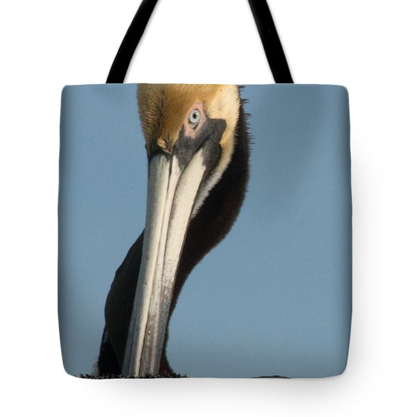 Whachu Lookin At Tote Bag