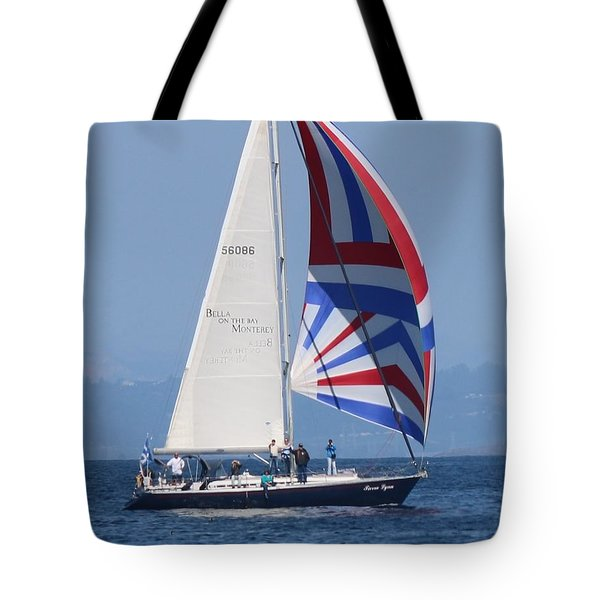 Whale Watching 1 Tote Bag