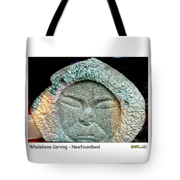 Whalebone Art Tote Bag