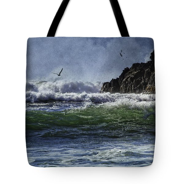 Whales Head Beach Southern Oregon Coast Tote Bag