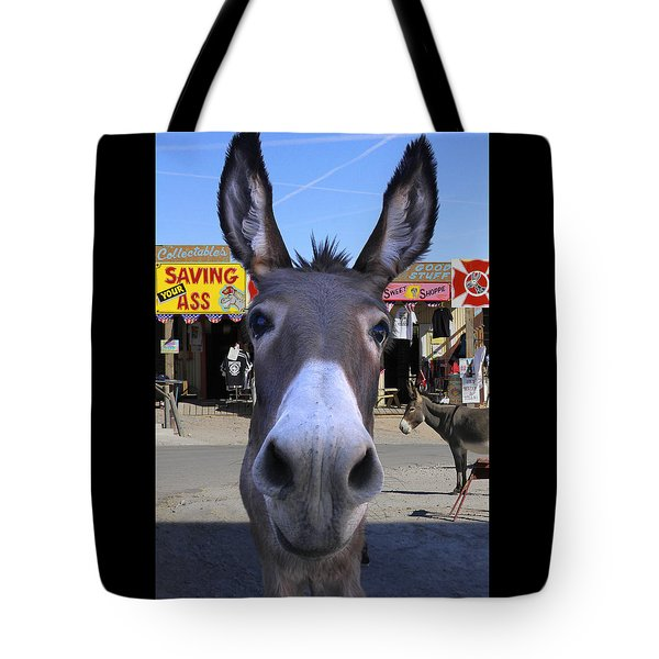 What . . . No Carrots Tote Bag