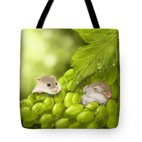 What A Binge... Tote Bag