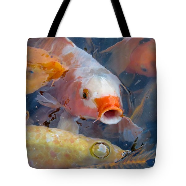 What A Crowd Tote Bag