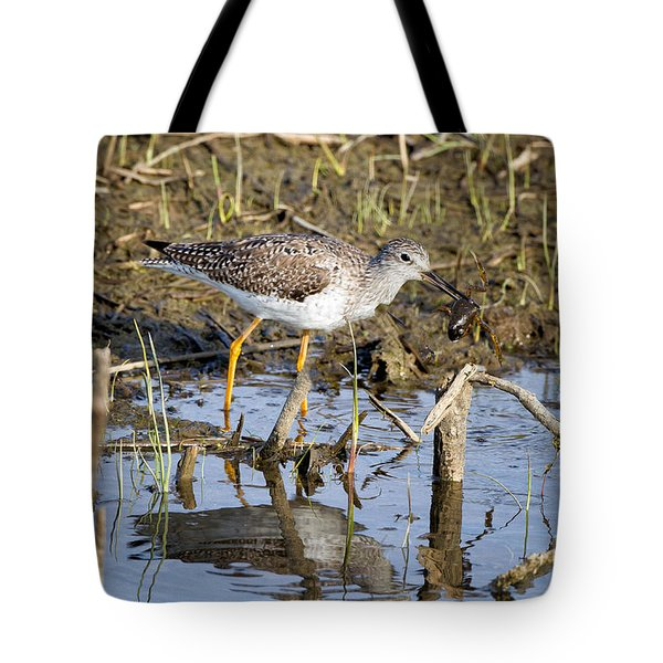 What A Meal Tote Bag