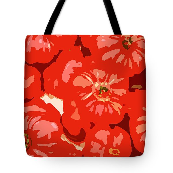 What A Tomato Tote Bag