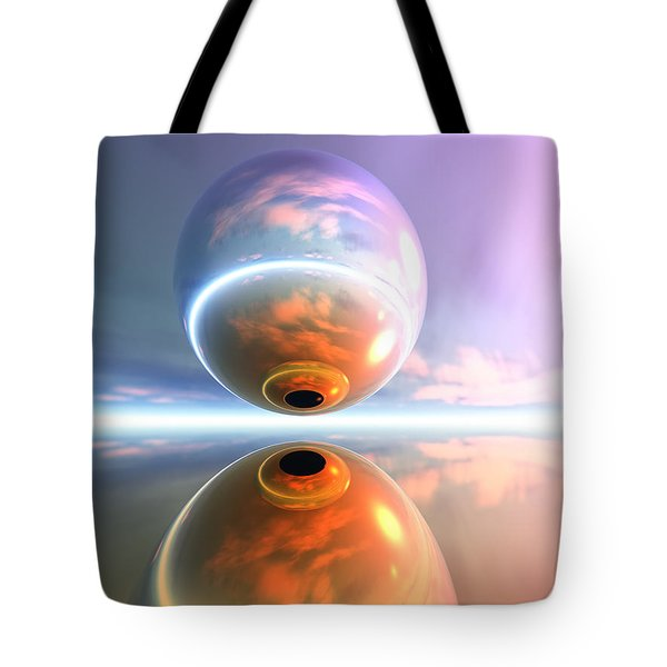 What Are You Looking At Tote Bag by Adam Vance