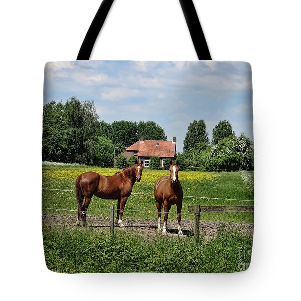 What Are You Staring At? Tote Bag by Bedros Awak