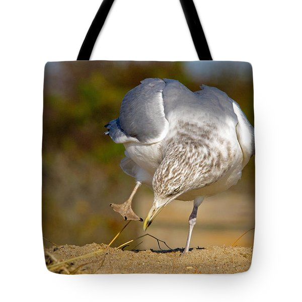 What Did I Just Step In? Tote Bag