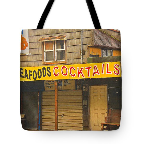 What Else Could You Want In Lincoln City Oregon Tote Bag by Kris Hiemstra