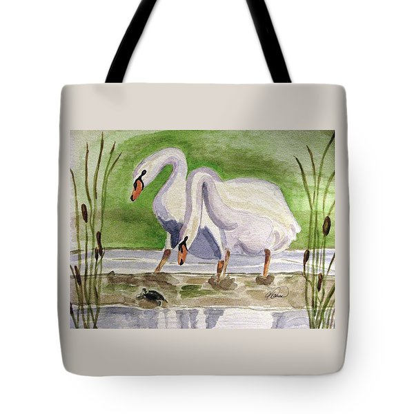 What Is It Tote Bag by Angela Davies