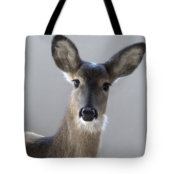 What Is Up With Mike? Tote Bag by Bill Stephens