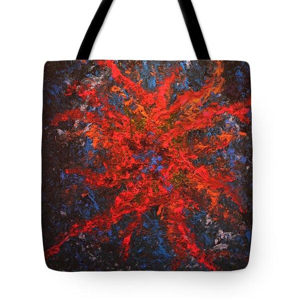 What Lies Below Tote Bag