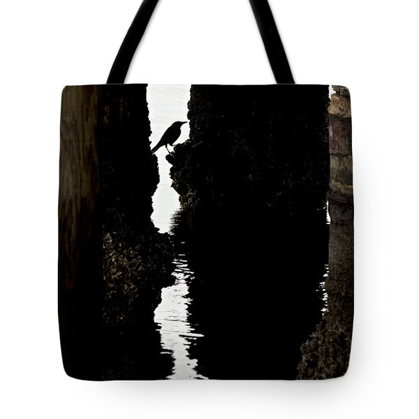 What Lies Beneath Tote Bag by Penny Meyers