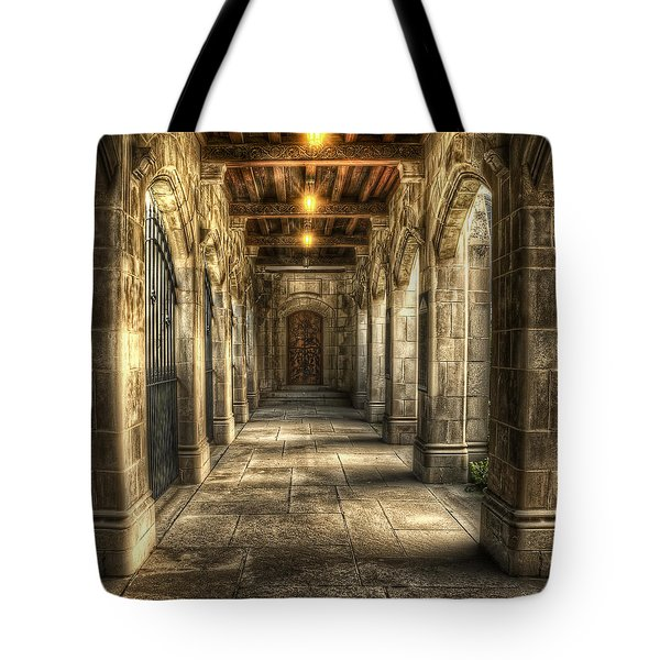 What Lies Beyond Tote Bag by Scott Norris