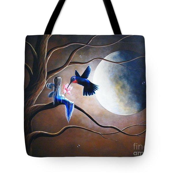 What Love Looks Like By Shawna Erback Tote Bag