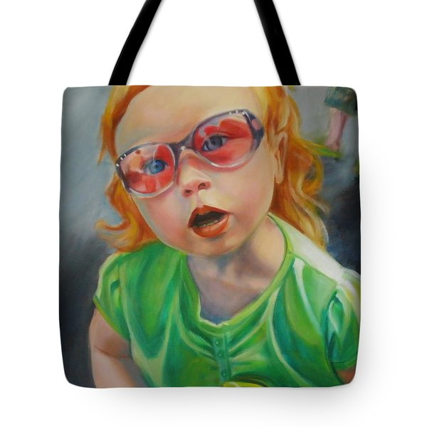 What Mama? Tote Bag by Kaytee Esser