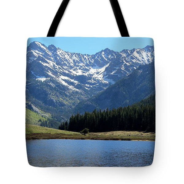 Beautiful Colorado Tote Bag