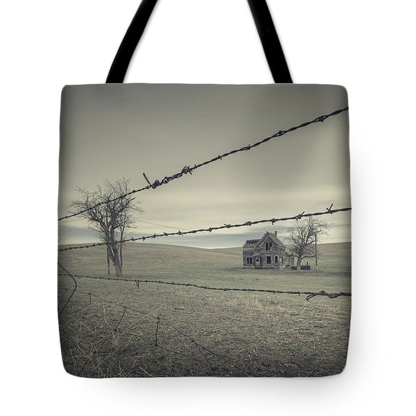 What Once Was Tote Bag by Everet Regal