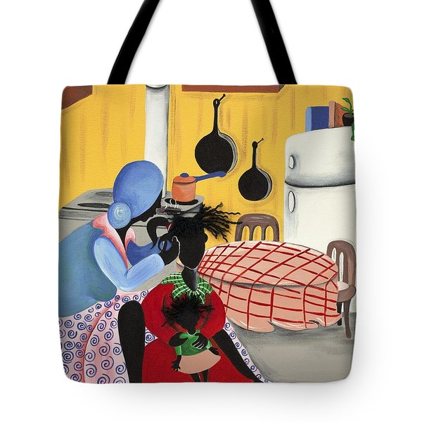 What's Cooking Tote Bag