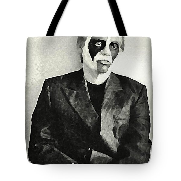 Whats The Point In Miming Tote Bag by John Malone