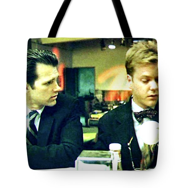 What's The Time Stanley 2013 Tote Bag