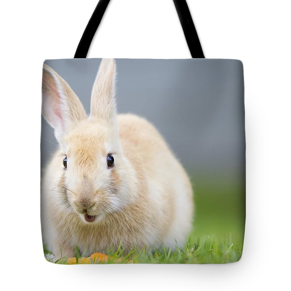 Tote Bag featuring the photograph What's Up Doc by Windy Corduroy