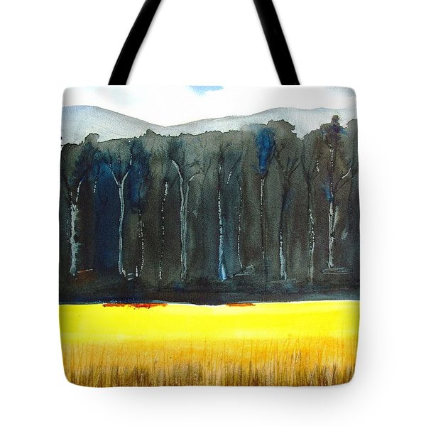 Wheat Field 2 Tote Bag