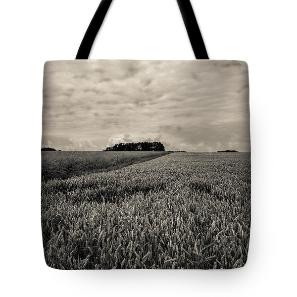 Wheatfields Tote Bag