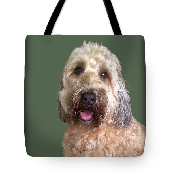 Wheaton Terrier Tote Bag