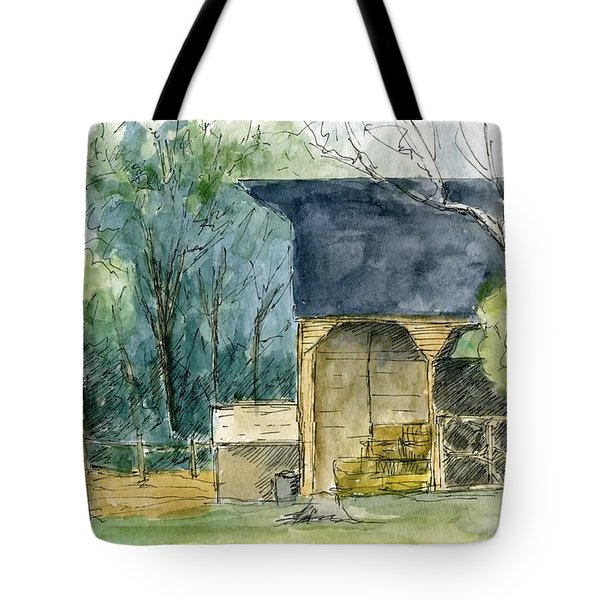 Wheeler Farm Tote Bag