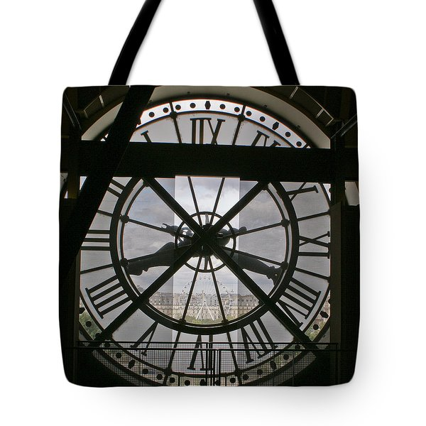 Wheels Within Wheels Tote Bag by Gary Eason