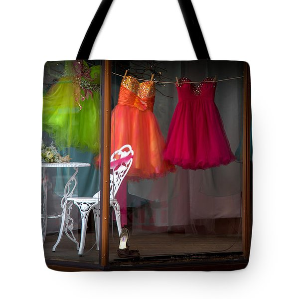 When A Woman Dreams Tote Bag